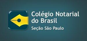 Colégio Notarial do Brasil seção São Paulo